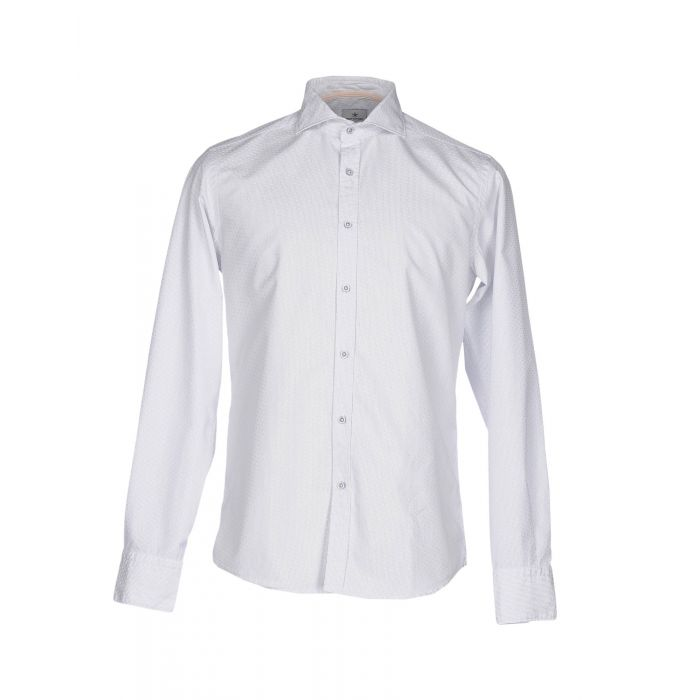 Image for Portofiori Man White Shirts