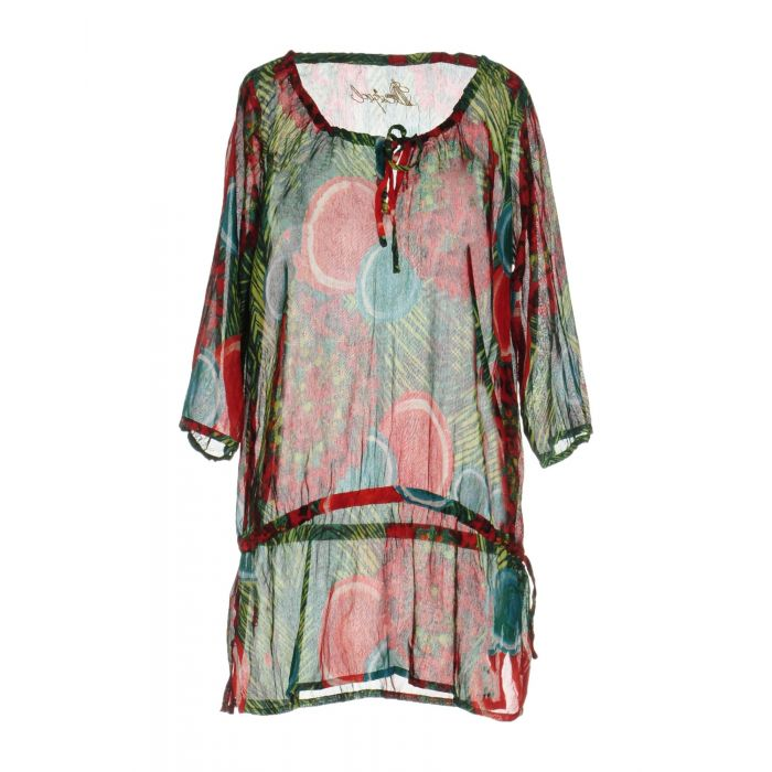 Image for Desigual Woman Green Kaftans