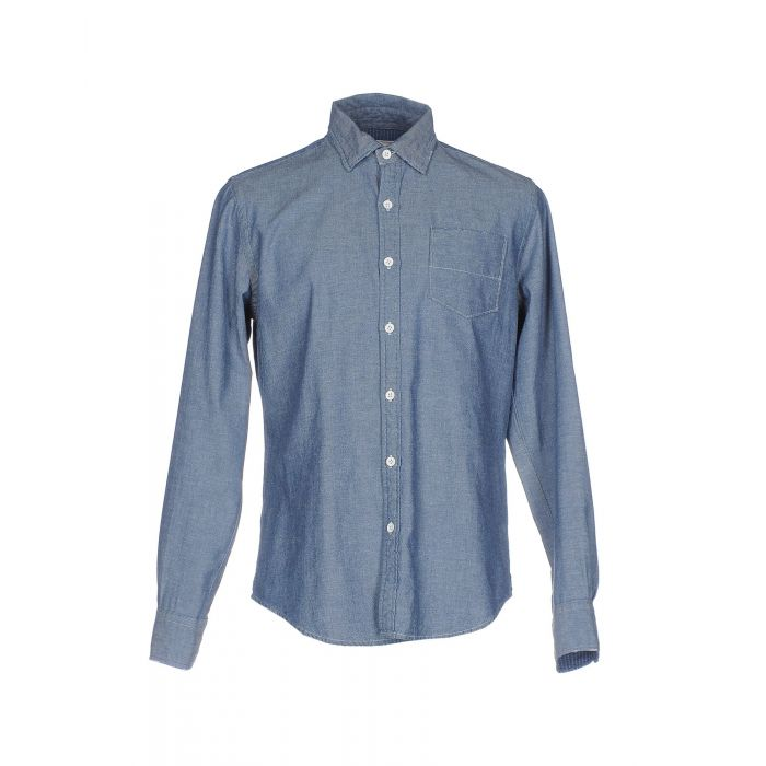 Image for Vintage 55 Man Blue Shirts