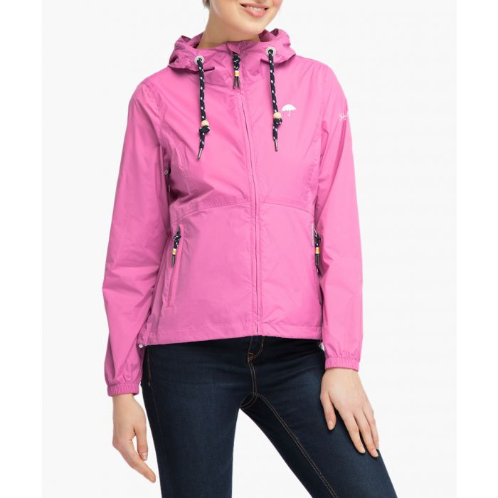 Image for Pink raincoat