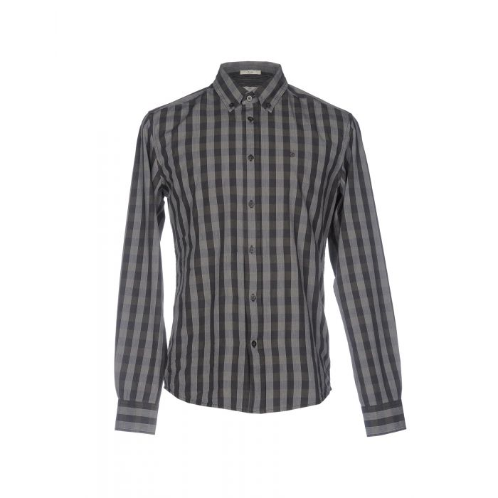 Image for Wrangler Man Grey Shirts