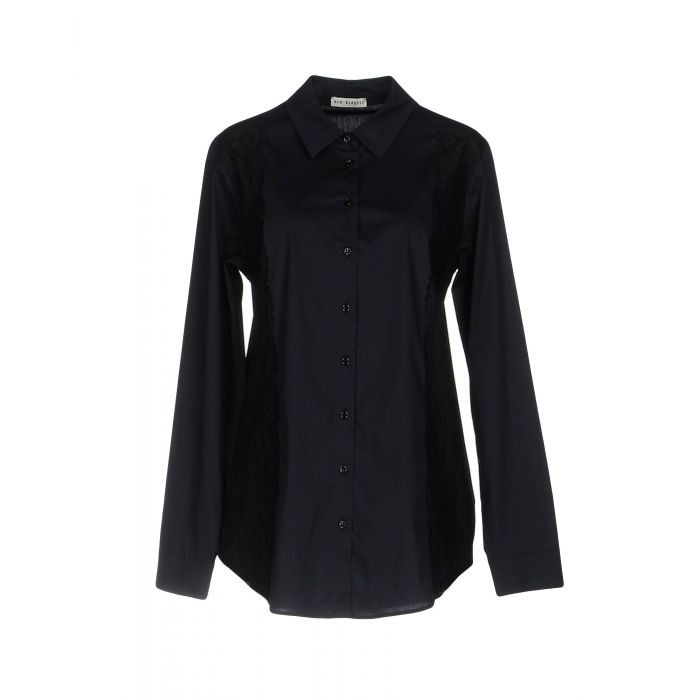 Image for Rue•8Isquit Woman Dark blue Shirts