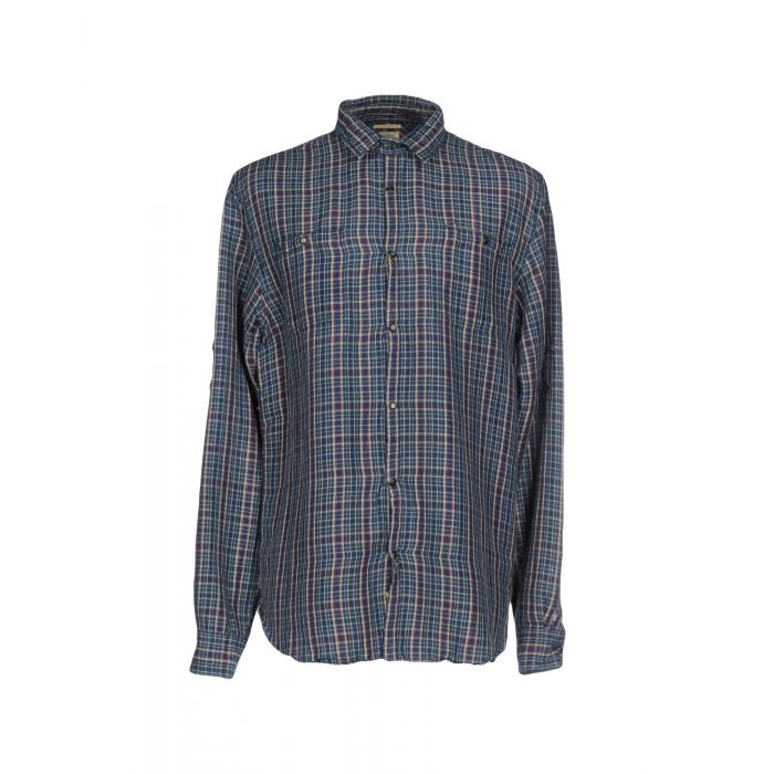 Image for Scotch & Soda Man Dark blue Shirts