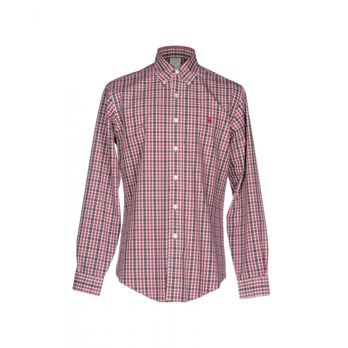 Image for Brooks Brothers Man Red Shirts