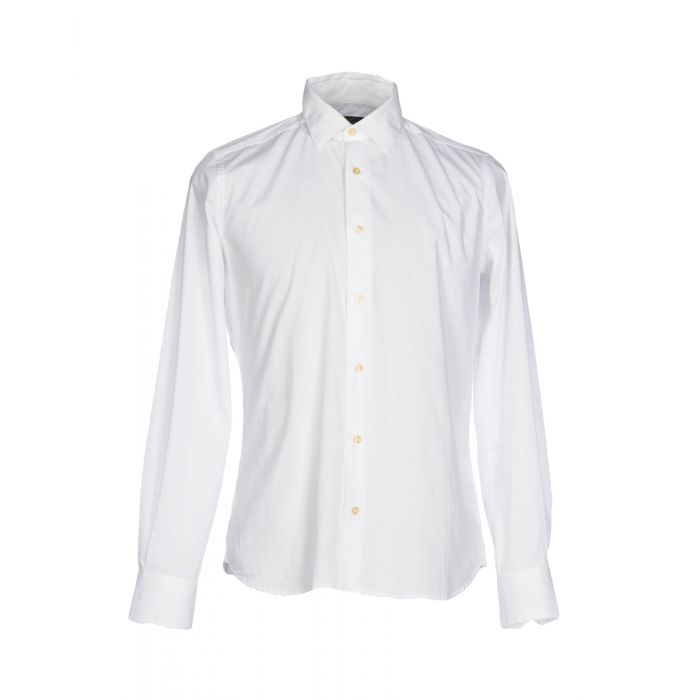 Image for White pure cotton shirt