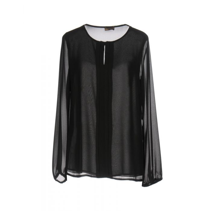 Image for Olla Parég Woman Black Blouses