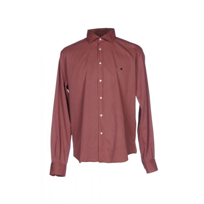 Image for Brooksfield Royal Blue Man Garnet Shirts