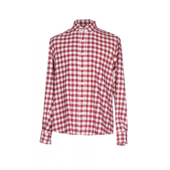 Image for Salvatore Piccolo Man Garnet Shirts