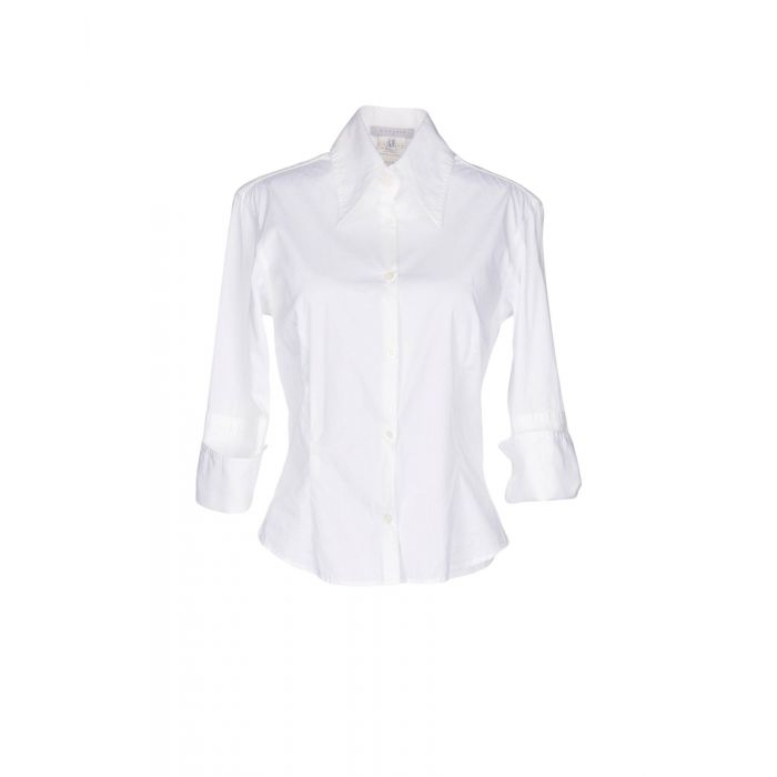 Image for White cotton shirt