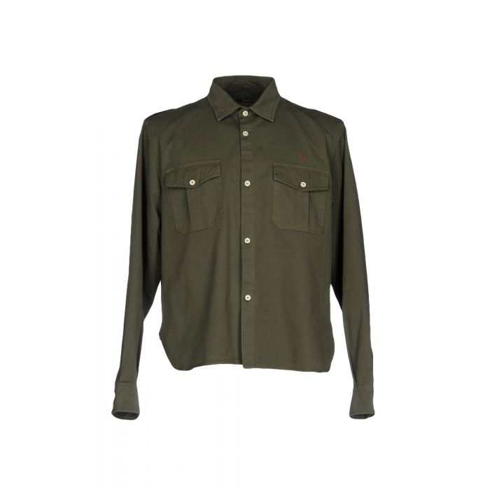 Image for (+) People Man Military green Shirts