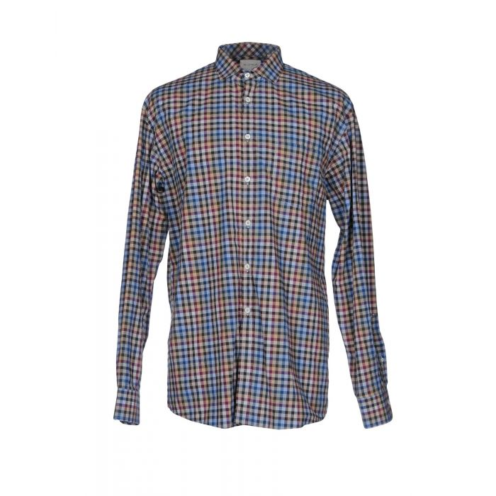 Image for Billy Reid Man Sand Shirts
