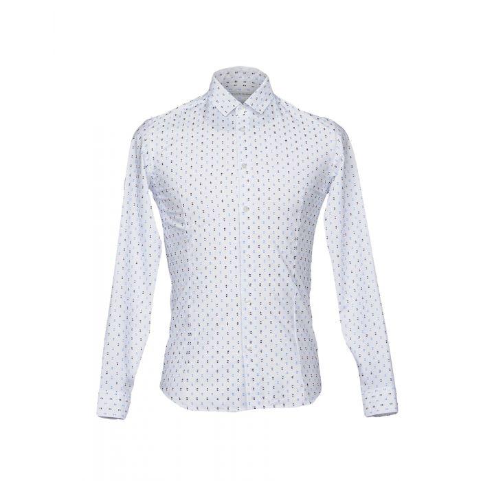 Image for Daniele Alessandrini Man White Shirts