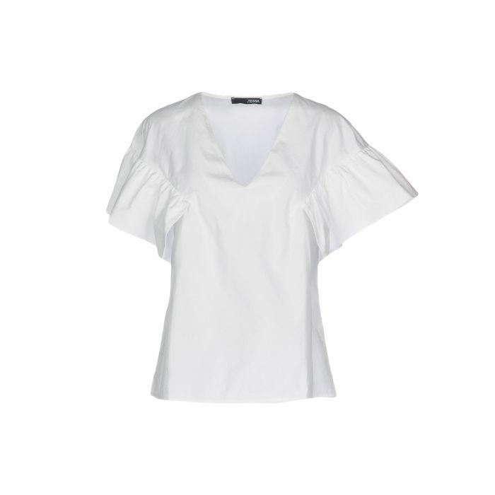 Image for .Tessa Woman White Blouses