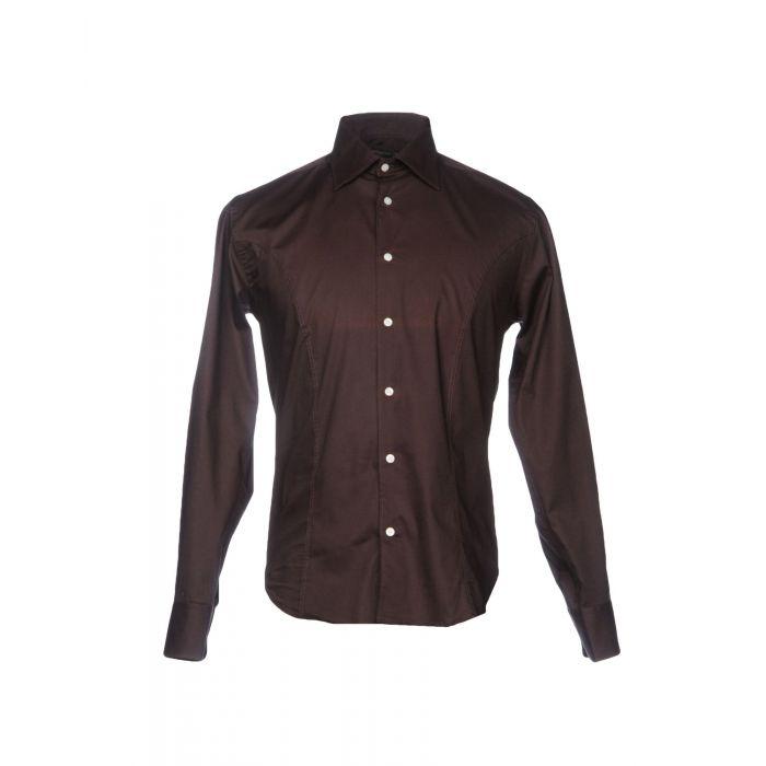 Image for Noveseisei 966 Man Dark brown Shirts
