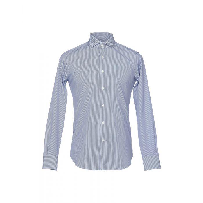 Image for Tagliatore Man Dark blue Shirts