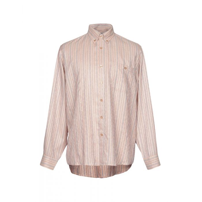 Image for Beige cotton shirt