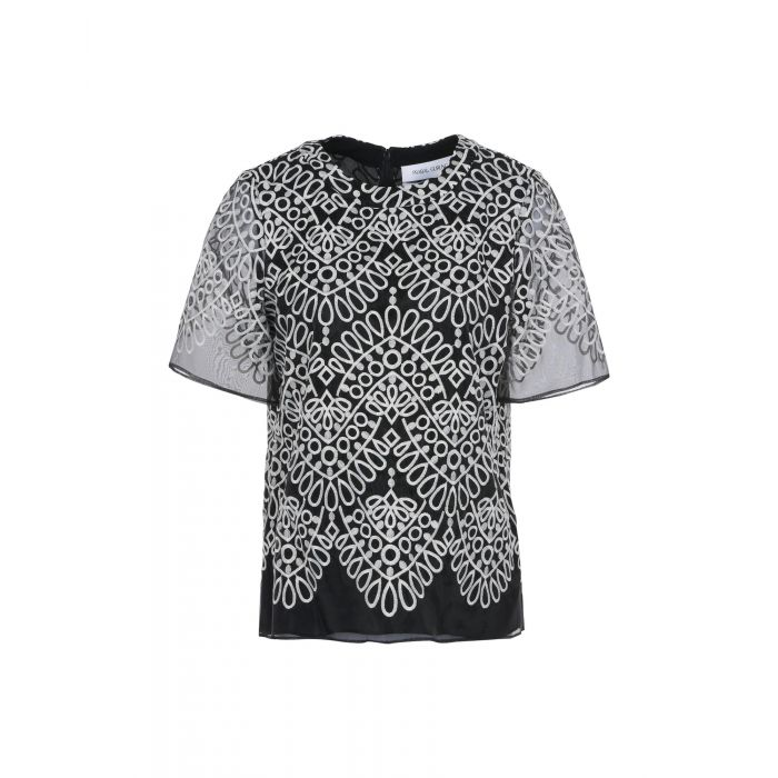 Image for Prabal Gurung Black Polyester Bluse
