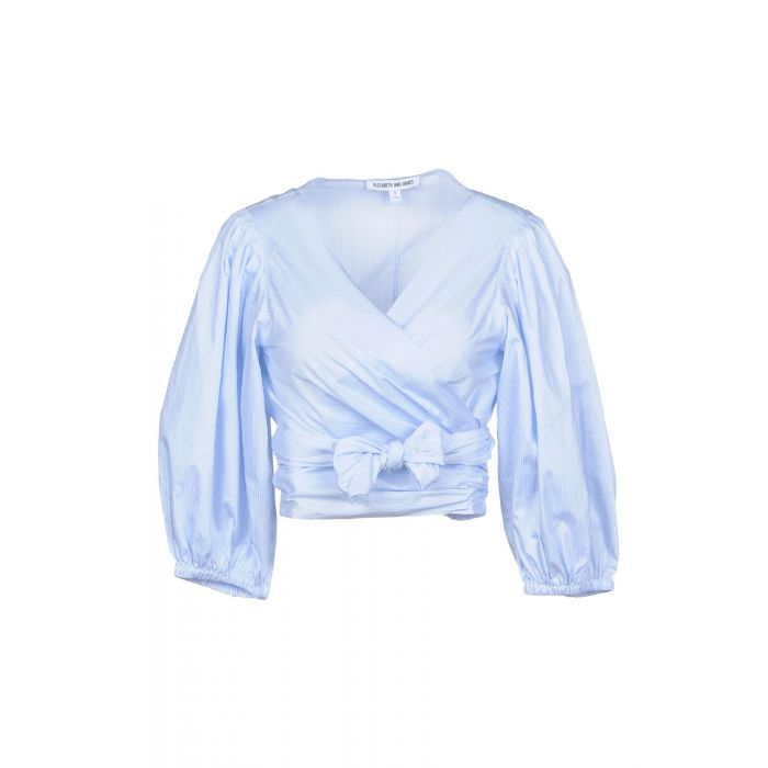 Image for Elizabeth And James Woman Sky blue Shirts