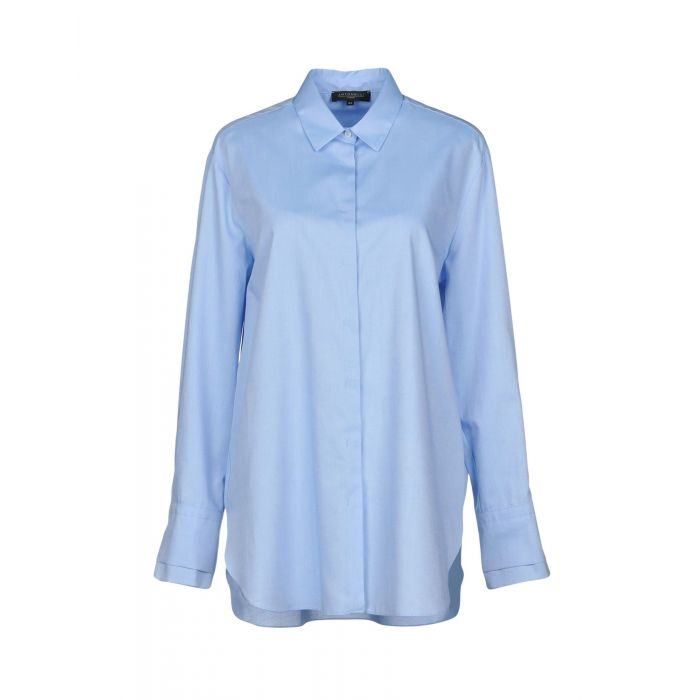Image for Antonelli Woman Sky blue Shirts
