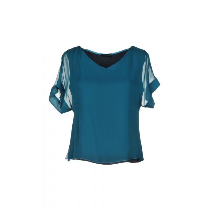Image for Emporio Armani Woman Deep jade Blouses