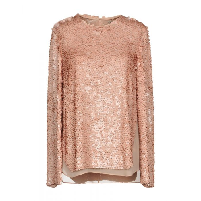 Image for Emilio Pucci Pastel pink Silk Bluse