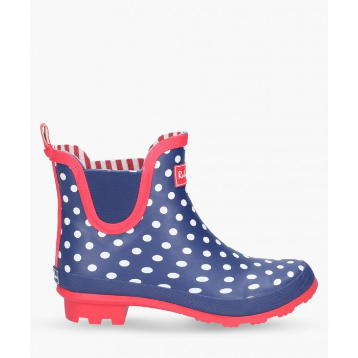 Image for Ginny multi-coloured wellington boots