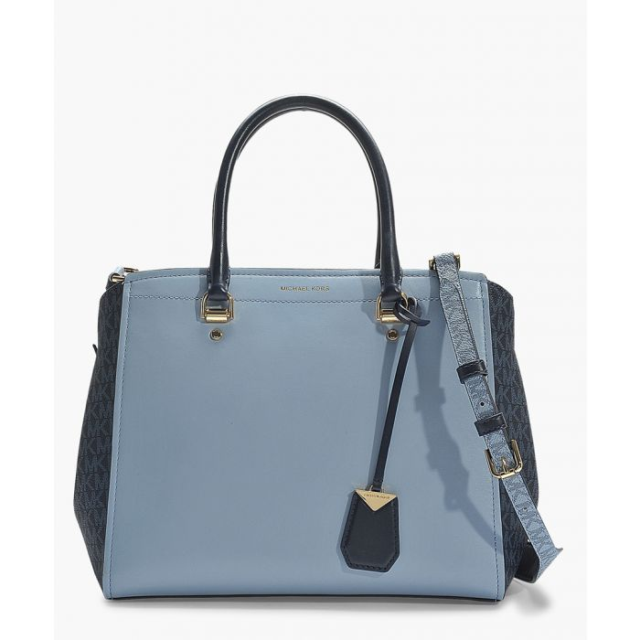 Image for Benning Large Blue Satchel