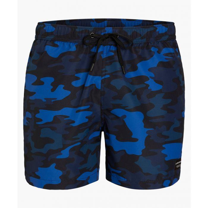 Image for Sylvester black loose fit shorts