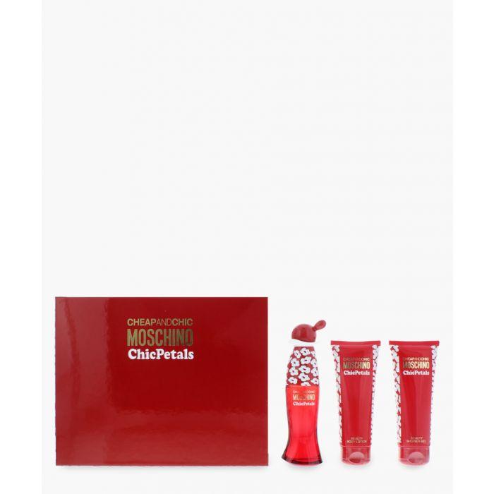 Image for 3pc Chic Petals eau de toilette 50ml shower set