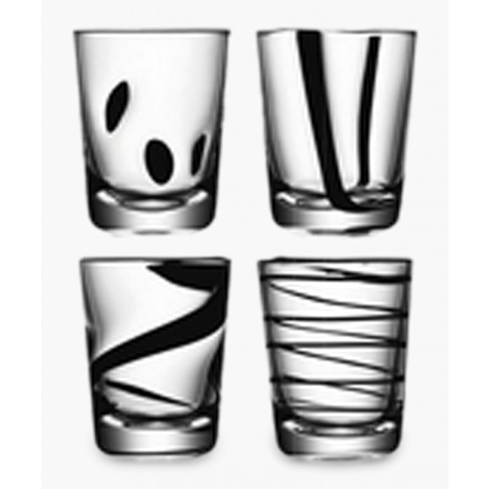 Image for 4pc Jazz tumbler 250ml set