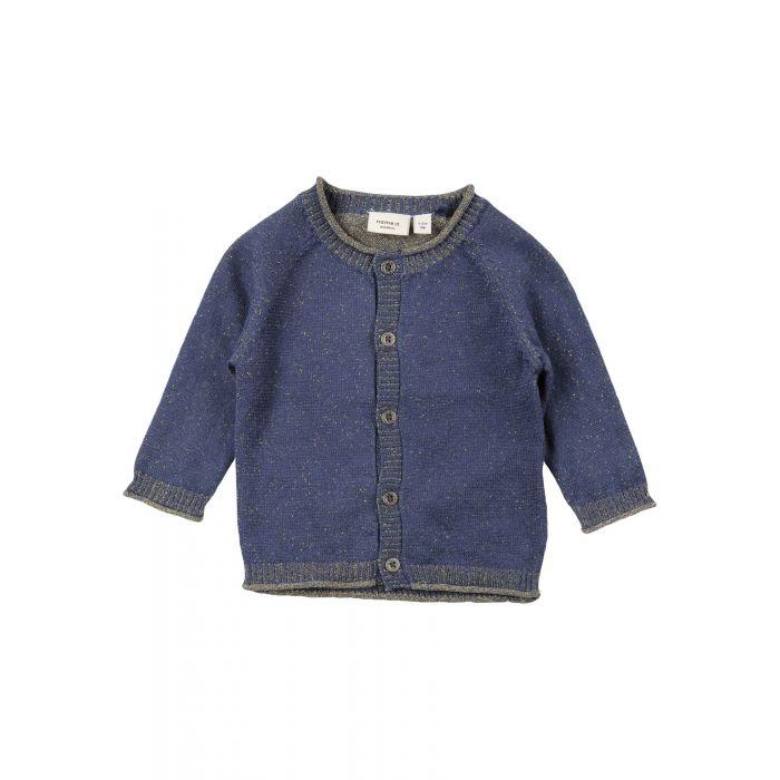 Image for Slate blue cardigan