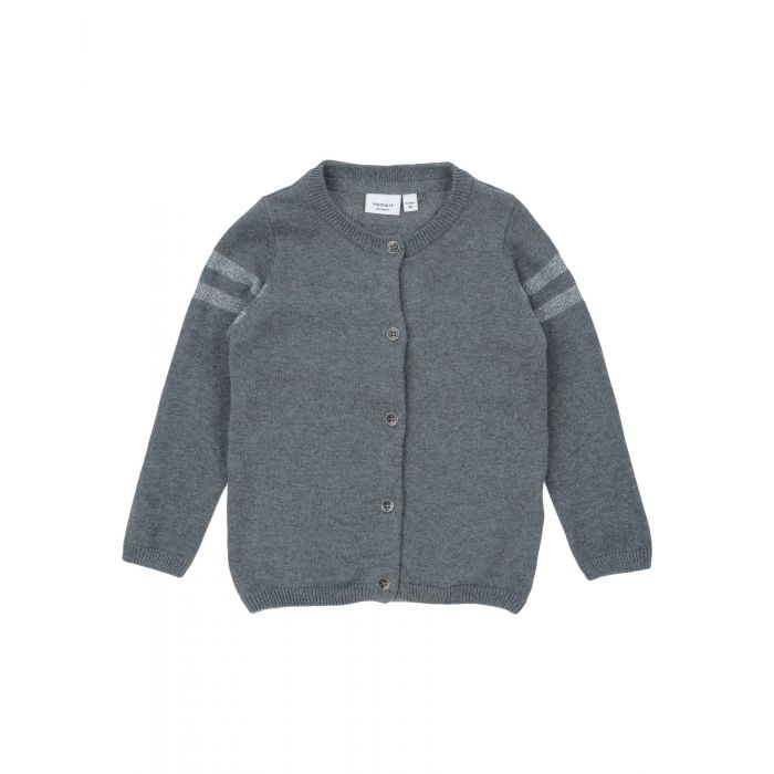 Image for Lead ivory cotton cardigan