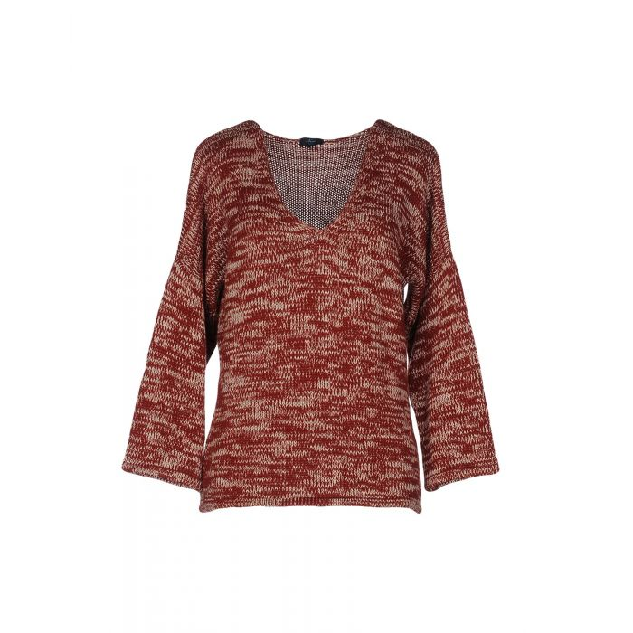 Image for Neri Firenze Woman Rust Jumpers