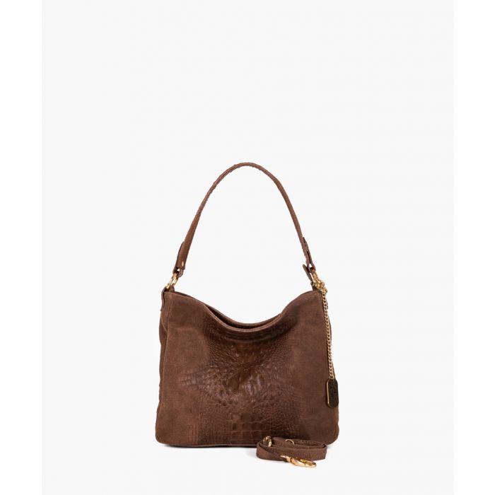Image for Linda taupe shoulder bag