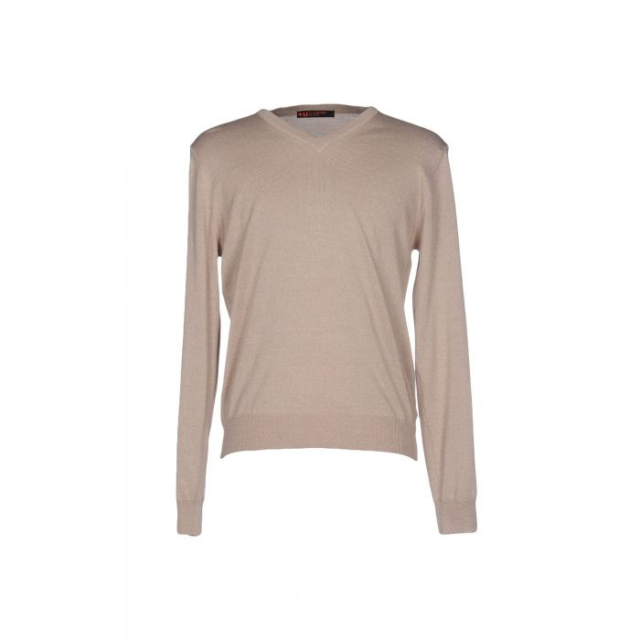 Image for +U Plusultra Man Beige Jumpers