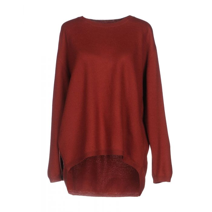 Image for Won Hundred Woman Brick red Jumpers