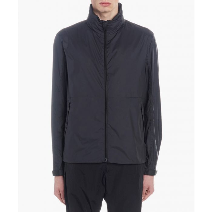 Image for Black shell jacket