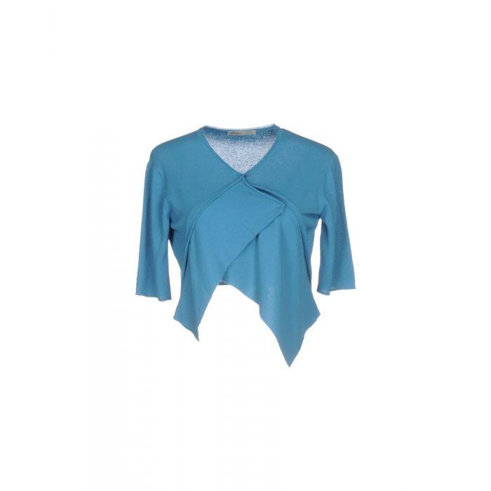 Image for Doralice Woman Azure Wrap cardigans