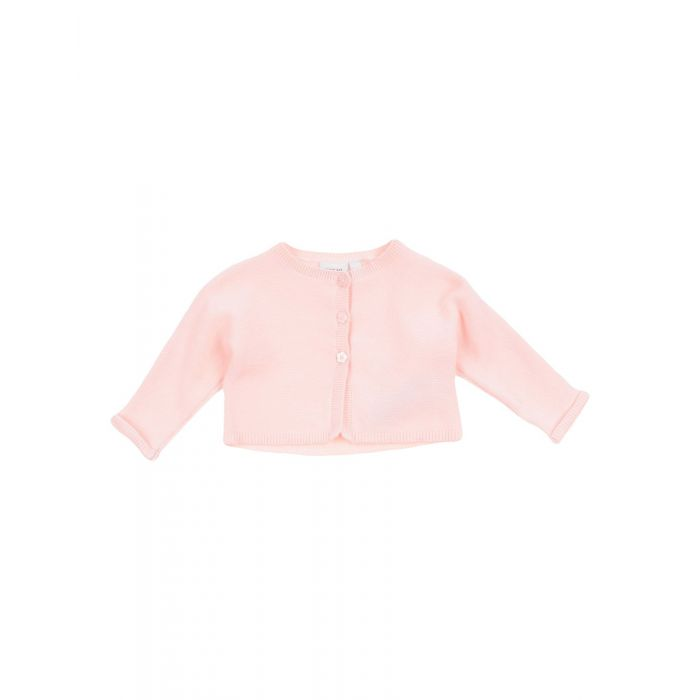 Image for Pink cotton cardigan