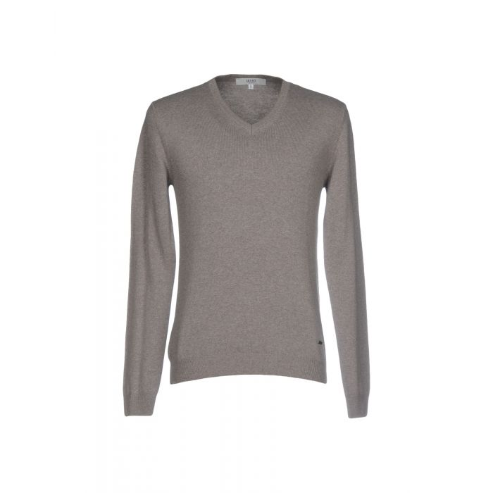 Image for Liu •Jo Man Man Grey Jumpers