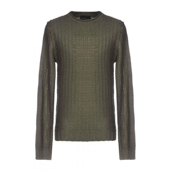 Image for Why Not Brand Man Military green Jumpers