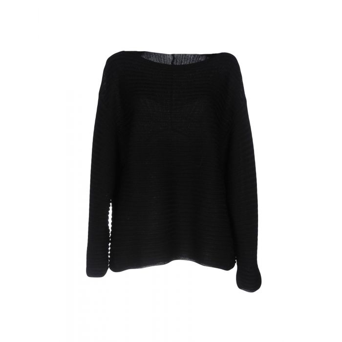 Image for Roberto Collina Woman Black Jumpers