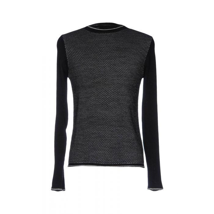 Image for Blue wool blend jumper