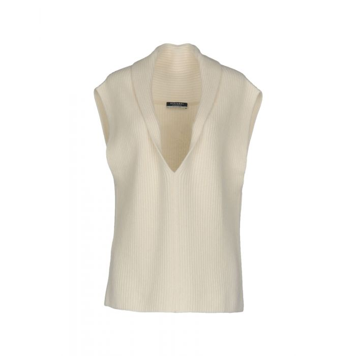 Image for Stefanel Woman Ivory Jumpers