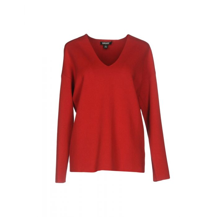 Image for Dkny Woman Red Jumpers