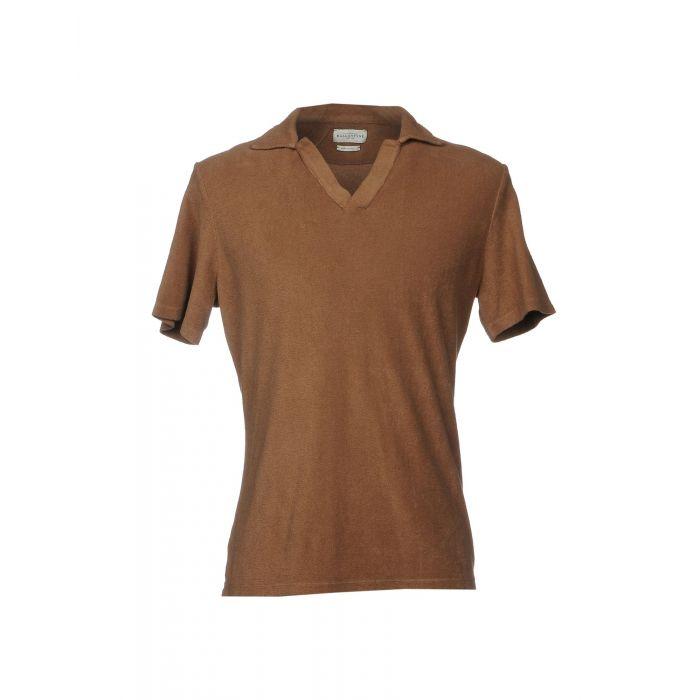 Image for Ballantyne Man Brown Polo shirts
