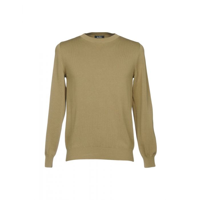 Image for A.P.C. Man Military green Jumpers