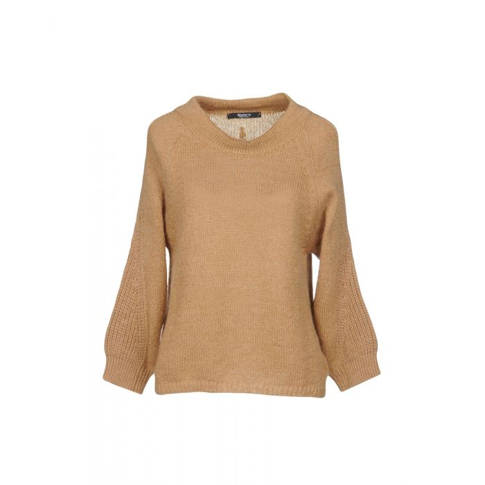 Image for Siste' S Camel Acrilyc Pullover