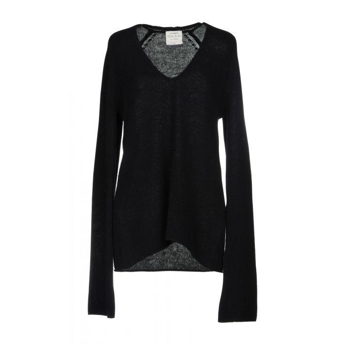 Image for Forte_Forte Dark blue Cashmere Pullover