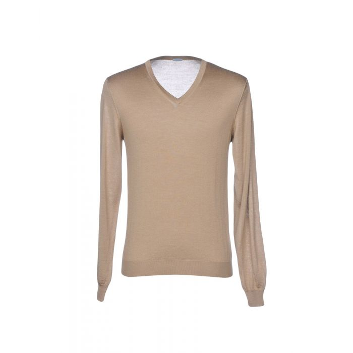 Image for Malo Sand Cashmere Pullover